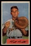 1954 Bowman #183  Matt Batts  Front Thumbnail