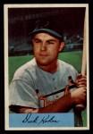 1954 Bowman #37  Dick Kokos  Front Thumbnail