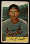1954 Bowman #53 OF Don Lenhardt  Front Thumbnail
