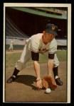 1953 Bowman #1  Davey Williams  Front Thumbnail