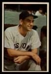 1953 Bowman #57  Lou Boudreau  Front Thumbnail