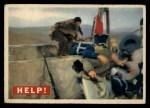 1956 Topps Davy Crockett #69 ORG  Help!  Front Thumbnail