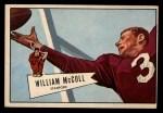1952 Bowman Large #60  Ed McColl  Front Thumbnail