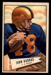 1952 Bowman Large #24  John Karras  Front Thumbnail