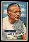 1952 Bowman Large #122  James Phelan  Front Thumbnail