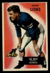 1955 Bowman #21  Lee Riley  Front Thumbnail