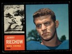 1962 Topps #91  Jerry Reichow  Front Thumbnail