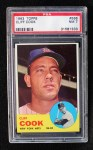 1963 Topps #566  Cliff Cook  Front Thumbnail
