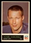 1965 Philadelphia #60  Gail Cogdill    Front Thumbnail