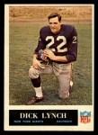 1965 Philadelphia #119  Dick Lynch   Front Thumbnail