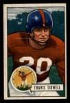 1951 Bowman #19  Travis Tidwell  Front Thumbnail
