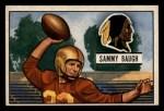 1951 Bowman #34  Sammy Baugh  Front Thumbnail