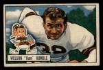 1951 Bowman #1  Weldon Humble  Front Thumbnail