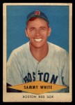 1954 Red Heart  Sammy White  Front Thumbnail