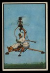 1954 Bowman Power for Peace #85   The Baby of Battle Tested Planes Front Thumbnail