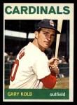 1964 Topps #119  Gary Kolb  Front Thumbnail