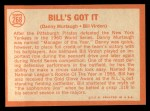 1964 Topps #268   -  Bill Virdon / Danny Murtaugh Bill's Got It Back Thumbnail