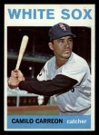 1964 Topps #421  Camilo Carreon  Front Thumbnail