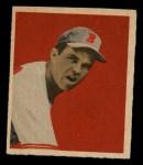 1949 Bowman #47  Johnny Sain  Front Thumbnail