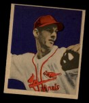 1949 Bowman #54  Marty Marion  Front Thumbnail