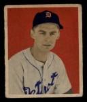 1949 Bowman #10  Ted Gray  Front Thumbnail