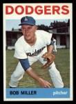 1964 Topps #394  Bob Miller  Front Thumbnail