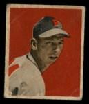 1949 Bowman #1  Vern Bickford  Front Thumbnail