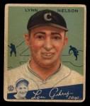 1934 Goudey #60  Lynn Nelson  Front Thumbnail