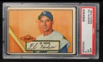 1952 Topps #36 RED Gil Hodges  Front Thumbnail