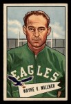 1952 Bowman Small #57  Wayne Millner  Front Thumbnail