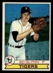 1979 Topps #343  Ed Glynn  Front Thumbnail