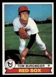 1979 Topps #524  Tom Burgmeier  Front Thumbnail