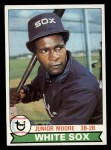 1979 Topps #275  Junior Moore  Front Thumbnail