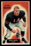 1955 Bowman #125  Wayne Hansen  Front Thumbnail