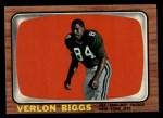1966 Topps #90  Verlon Biggs  Front Thumbnail
