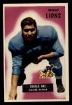 1955 Bowman #59  Charlie Ane  Front Thumbnail