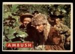 1956 Topps Davy Crockett #20 ^GRN2^  Ambush Front Thumbnail