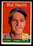 1958 Topps #257  Hal W. Smith  Front Thumbnail