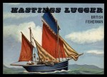 1955 Topps Rails & Sails #191   Hastings Lugger Front Thumbnail
