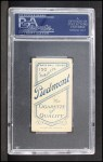 1909 T206 #104 FLD Wid Conroy  Back Thumbnail
