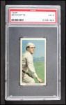 1909 T206 #64  Eddie Cicotte  Front Thumbnail