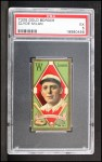 1911 T205  Clyde Milan  Front Thumbnail
