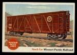 1955 Topps Rails & Sails #11   Stock Car Front Thumbnail