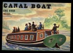 1955 Topps Rails & Sails #141   Canal Boat Front Thumbnail