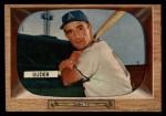 1955 Bowman #6  Pete Suder  Front Thumbnail