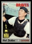 1970 Topps #232  Bob Didier  Front Thumbnail