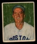 1950 Bowman #136  Warren Rosar  Front Thumbnail