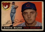 1955 Topps #93  Steve Bilko  Front Thumbnail