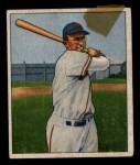 1950 Bowman #117  Bill Rigney  Front Thumbnail