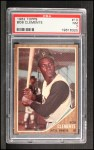 1962 Topps #10  Roberto Clemente  Front Thumbnail